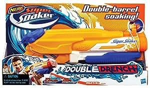 Hasbro Super Soaker A4840E36 - Double Drench, Wasserpistole
