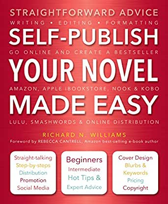 There are hundreds of ways to market self-published books.