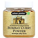 Best Curry Powders - Urban Platter Bombay Curry Powder, 100g [All Natural Review