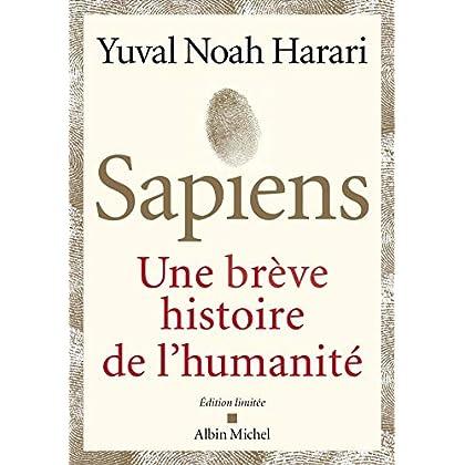 Sapiens - Edition de luxe illustrée: Une brève histoire de l'humanité