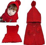 Colore: Rosso/Giallo/Marrone Prodotto carinissimo,si tratta di un berretto di lana con sciarpa.è veramente bellissimo e molto utile per l'inverno, con questo prodotto non c'è pericolo di prendere fresco perché è un cappello unito con la sciar...