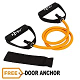 #8: FITSY® Toning Tube with Additional Door Anchor – Orange (40-45 lbs)