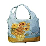 Fridolin Torba w torbie Van Gogh Sunflowers