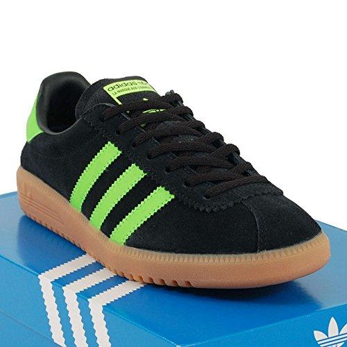 adidas Originals Bermuda, core black-green-gum2 core black-green-gum2