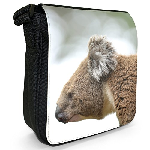 Fancy A Snuggle, Borsa a tracolla donna Brauner Koala beobachtet in Bäumen