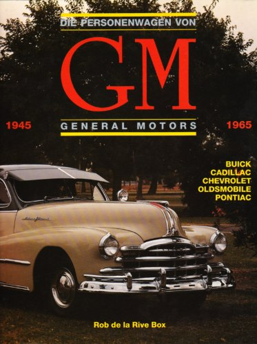 Chevrolet pontiac the best amazon price in savemoney die personenwagen von general motors 1945 1965 buick cadillac pontiac oldsmobile fandeluxe Gallery