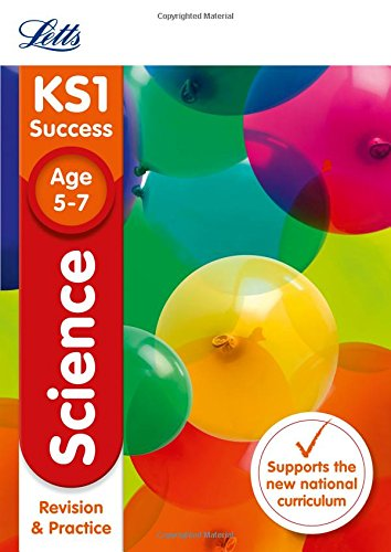 KS1 Science Revision and Practice (Letts KS1 Revision Success - New Curriculum)