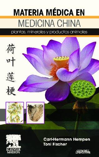 Descargar Libro Materia médica en medicina china de C.-H. Hempen
