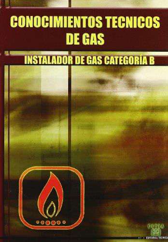 Conocimientos técnicos de GAS por Vv.Aa