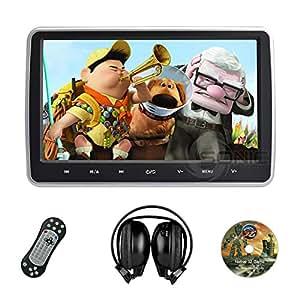 Sonic Audio Hr 10c Lecteur Dvd Universel Avec 233 Cran 10 1