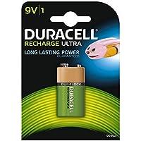 La Batería Duracell, E-Bloque, Hr22, 9V / 170Mah Al Por Menor