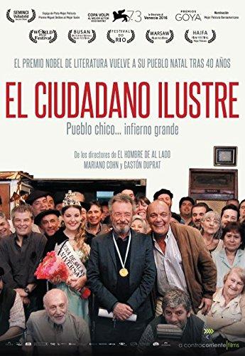 El ciudadano ilustre [DVD]