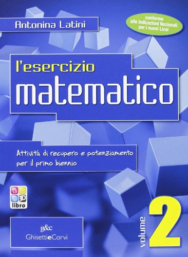 ESERCIZIO MATEMATICO. PER LE SCUOLE SUPE: 2