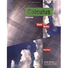 Calculus Multivariable: Debut Edition (Key Curriculum Press)