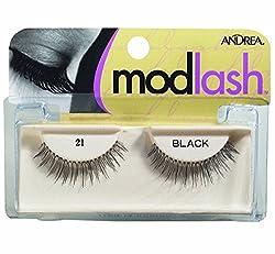 ARDELL - Andrea ModLash Strip Lash Black 21 - 1 Pair of Lashes