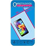 ownstyle4you Protection d'écran pour Samsung Galaxy A3 Film Protecteur anti brise / Vitre en VERRE Trempé (Tempered Glass Guard), protection d'écran tactile de haute résistance, LCD, cristal, transparent, anti-rayure, anti choc, anti-empreintes