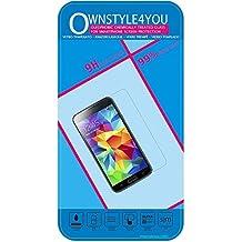 ownstyle4you pantalla de alta calidad para Huawei Ascend G7 Protección contra el vidrio a prueba de balas para