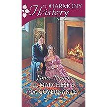 Il marchese e la governante (Italian Edition)
