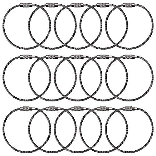 outus-llavero-de-alambre-de-acero-negro-llavero-de-cable-para-etiqueta-de-equipaje-de-colgante-llave