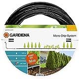 Gardena Micro-Drip-System Start-Set Pflanzreihe L, 50 m, schwarz