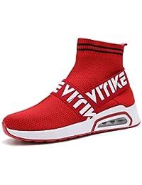 san francisco ba337 3b5a8 Unisex Scarpe da Ginnastica Corsa Sportive Running Sneakers Fitness  Interior Casual all Aperto Uomo Donna