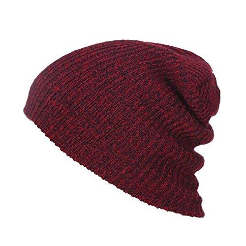 Malloom® Uomo Cappello Inverno Lana Canapa Berretto Cappelli Uomo