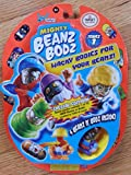 Moose's Mighty Beanz Bodz, 4 Beanz & 4 Bodz, Special Limited Edition, Target Exclusive Series 1 Bods by Spin Master