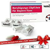 Beruhigungs-Zäpfchen® für Bayern-Fans | Für Freunde von FCB-Fanartikeln, Kaffee-Tassen, Fan-Schals sowie Männer, Kollegen & Fans im FC Bayern München Trikot Home