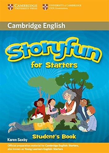 Storyfun for starters. Student's book. Per la Scuola media. Con e-book. Con espansione online