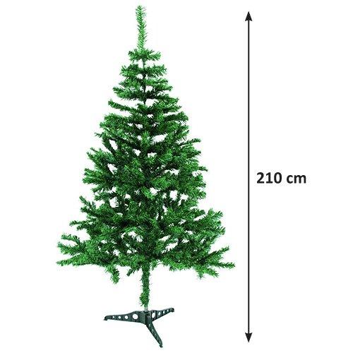 Euro Palms 83500107 Tannenbaum, 210 cm