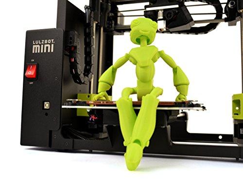 LulzBot Mini Desktop 3D-Drucker - 4