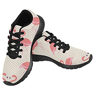 InterestPrint Women's Jogging Running Sneaker Lightweight
