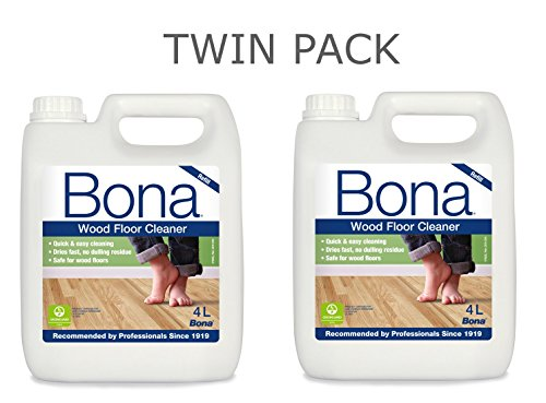 -[ Bona Parquet Hardwood Floor Cleaning Liquid Refill 4L Code; WM740119012  ]-