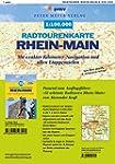 Radtourenkarte Rhein-Main 1:100.000:...