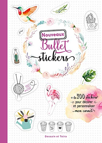 Nouveaux Bullet stickers par  (Broché - Mar 13, 2019)