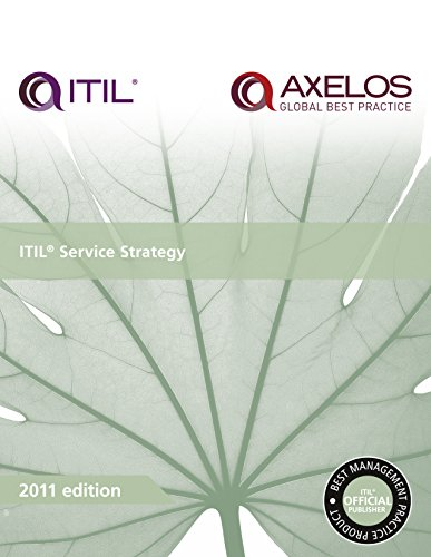 ITIL Service Strategy (ITIL Lifecycle Suite)