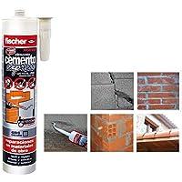 FISCHER 512352 - Cemento EXPRESS gris CLARO