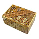 4 Sun 21 Steps - Japanese Puzzle Box by Puzzle Boxes Japan