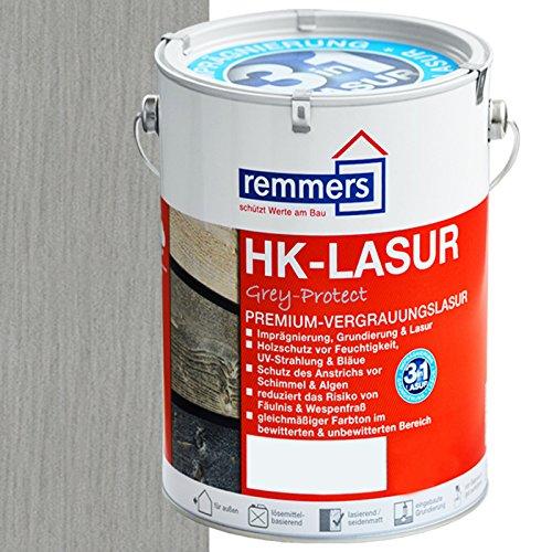 Remmers HK-Lasur platingrau 2,5 l