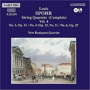 Vol. 4-String Quartets