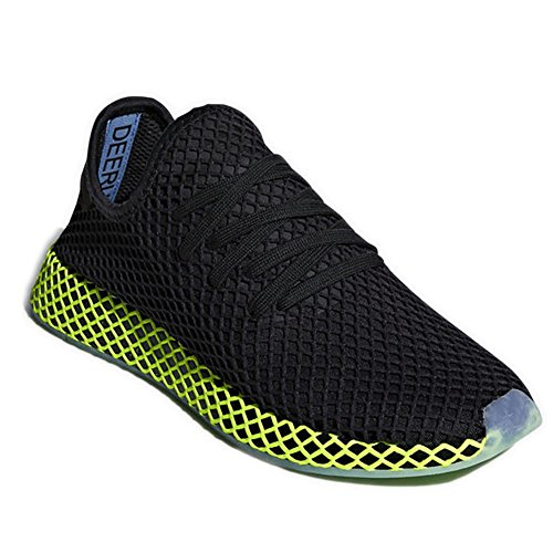 adidas Herren Deerupt Runner Derbys, Schwarz Core BlackAsh