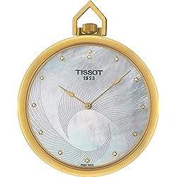 Tissot POCKET T82.4.502.76 Reloj de bolsillo