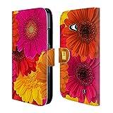 Head Case Designs Orange und Rosa Gerberablüten Blumen
