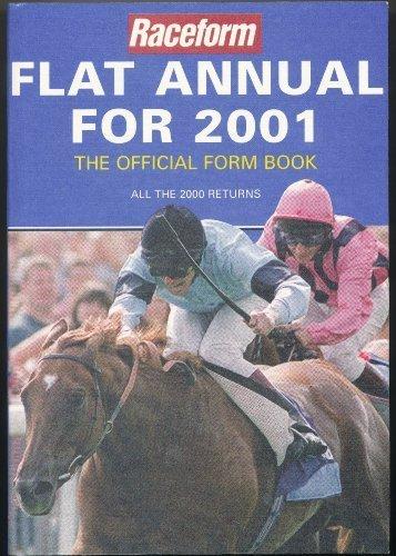 Raceform Flat Annual 2001