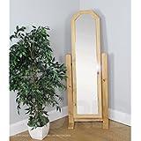 Seconique Corona Pine Cheval Mirror