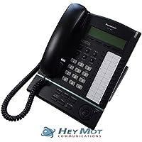 Panasonic kx-t7633ricevitore in Nero venduto heymot