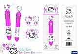 Blue Print Hello Kitty Folksy Ten Colour Pen