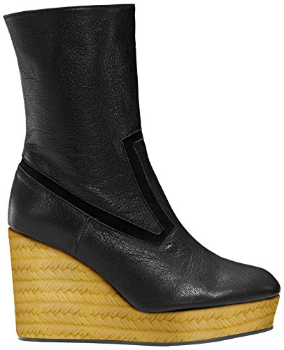 Castañer Brem / Goat Leather Damen Stiefel Black