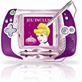 LeapFrog - LEAPSTER - Console Leapster rose (Jeu Princesses Disney inclus !)