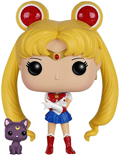 Funko Pop Sailor Moon y Luna (Sailor Moon 89) Funko Pop Sailor Moon